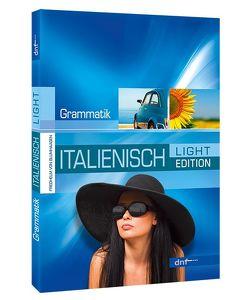 Neue Italienische Grammatik, Light Edition von von Blumhaagen,  Friedhelm