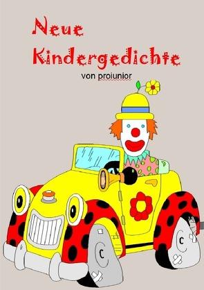 Neue Kindergedichte von Berrndt-Lüders,  Jürgen