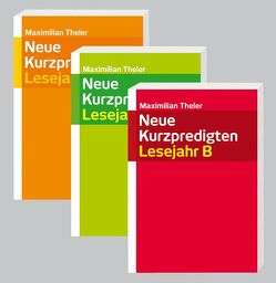 Neue Kurzpredigten – Paket von Theler,  Maximilian