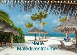 Neue Malediventräume (Tischkalender 2019 DIN A5 quer) von Blome,  Dietmar