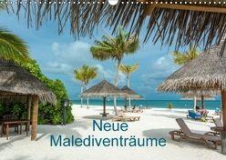 Neue Malediventräume (Wandkalender 2018 DIN A3 quer) von Blome,  Dietmar
