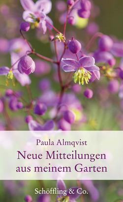 Neue Mitteilungen aus meinem Garten von Almqvist,  Paula