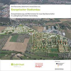 Energetischer Stadtumbau. von Eicker,  Ursula, Kurth,  Detlef, Pietruschka,  Dirk