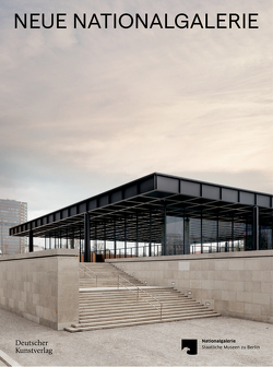 Neue Nationalgalerie von Jaeger,  Joachim, Marlin,  Constanze