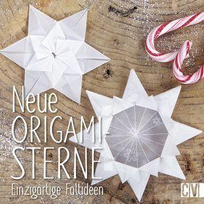 Neue Origamisterne von Schrüfer ,  Margarete