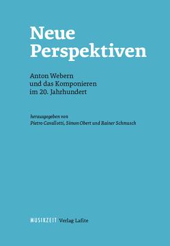 Neue Perspektiven von Cavallotti,  Pietro, Obert,  Simon, Schmusch,  Rainer