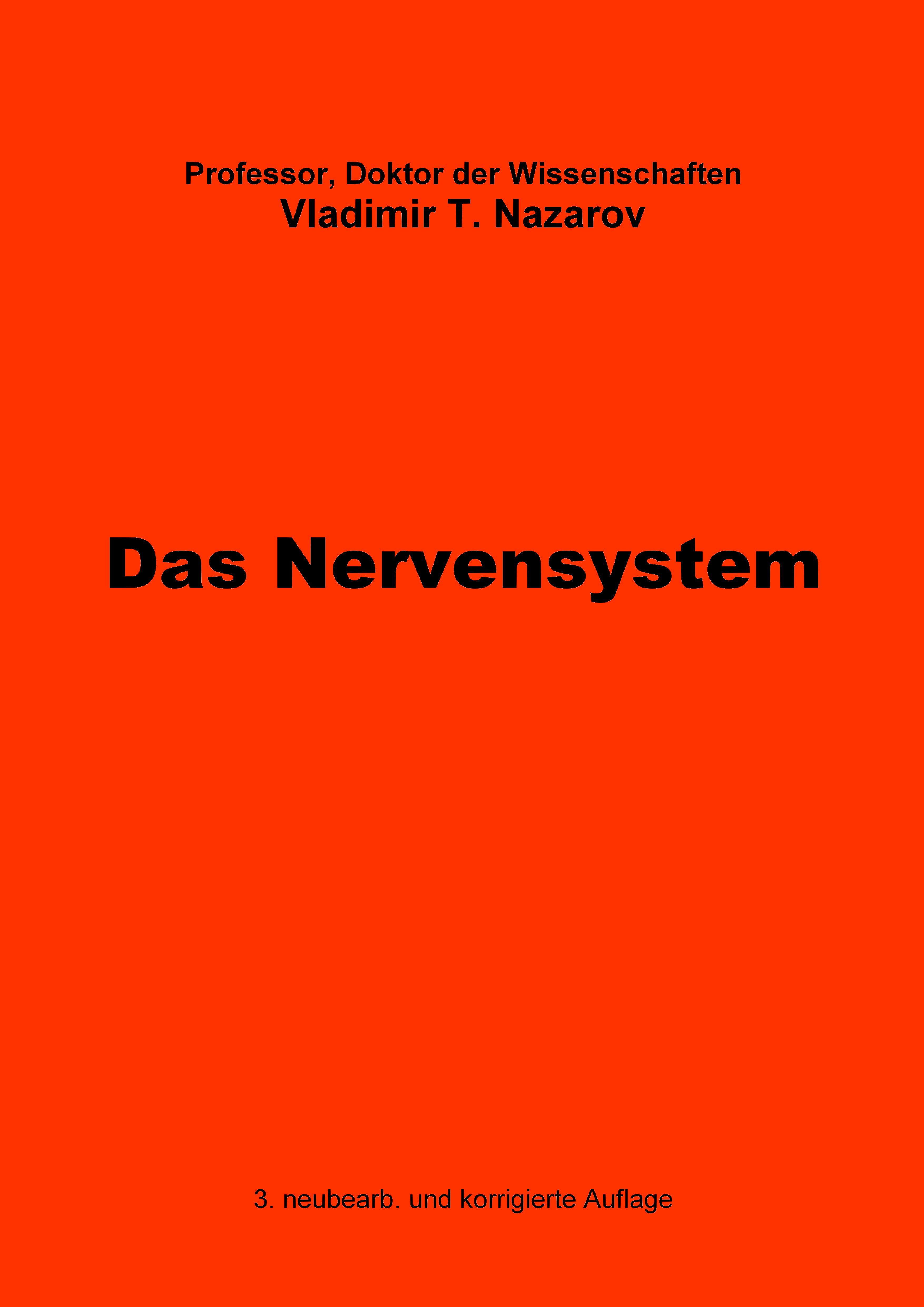 Neue Physiologie zur BMS / Das Nervensystem von Herrmann, Lutz-Thomas