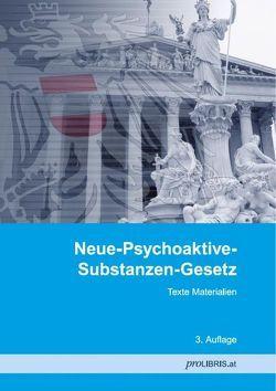 Neue-Psychoaktive-Substanzen-Gesetz von proLIBRIS VerlagsgesmbH