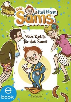Neue Punkte für das Sams von Dulleck,  Nina, Maar,  Paul