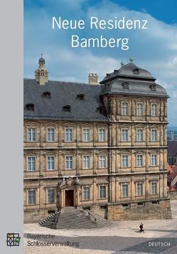 Neue Residenz Bamberg von Bachmann,  Erich, Pfeil,  Christoph von, Roda,  Burkard von