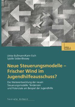 Neue Steuerungsmodelle — Frischer Wind im Jugendhilfeausschuss? von Bussmann,  Ulrike, Esch,  Karin, Stöbe-Blossey,  Sybille