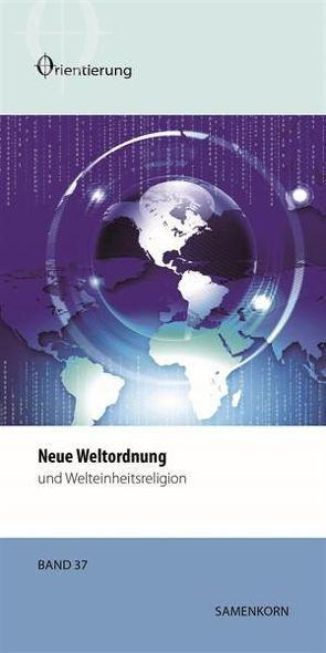 Neue Weltordnung von Gassmann,  Lothar