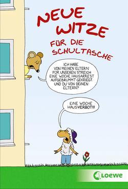 Neue Witze für die Schultasche von Fredrich,  Michael, Schornsteiner,  Waldemar