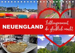 Neuengland USA Kalender 2020 (Tischkalender 2020 DIN A5 quer) von Berndt,  Stefan