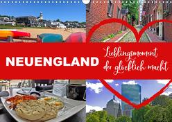 Neuengland USA Kalender 2020 (Wandkalender 2020 DIN A3 quer) von Berndt,  Stefan