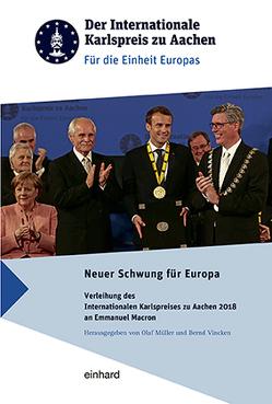 Neuer Schwung für Europa von Müller,  Olaf, Vincken,  Bernd
