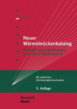 Neuer Wärmebrückenkatalog von Schoch,  Torsten