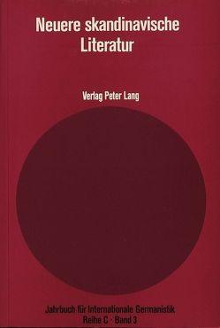Neuere skandinavische Literatur von Friese,  Wilhelm