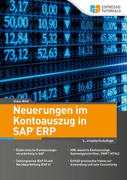 Neuerungen im Kontoauszug in SAP ERP von Wild,  Claus