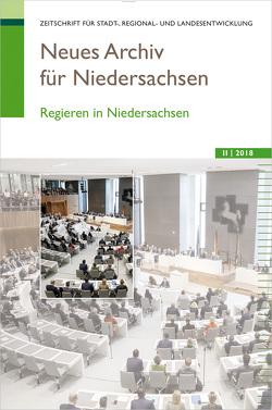 Neues Archiv für Niedersachsen 2.2018 von Wissenschaftliche Gesellschaft zum Studium Niedersachsens e.V.