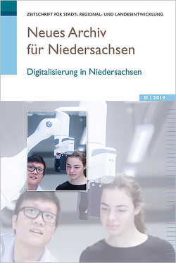 Neues Archiv für Niedersachsen 2.2019 von Wissenschaftliche Gesellschaft zum Studium Niedersachsens e.V.