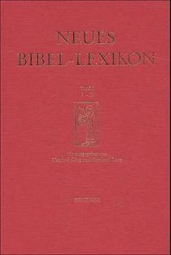 Neues Bibel-Lexikon von Görg,  Manfred, Lang,  Bernhard