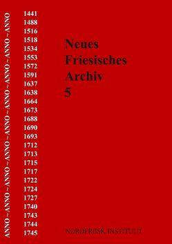 Neues Friesisches Archiv 5 von Panten,  Albert