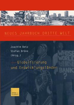 Neues Jahrbuch Dritte Welt von Betz,  Joachim, Brüne,  Stefan