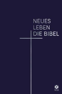 Neues Leben. Die Bibel, Standardausgabe, Leder, Silberschnitt