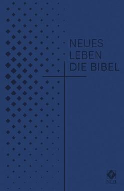 Neues Leben. Die Bibel, Taschenausgabe, Kunstleder blau