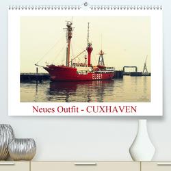 Neues Outfit – CUXHAVEN (Premium, hochwertiger DIN A2 Wandkalender 2020, Kunstdruck in Hochglanz) von Adam,  Ulrike