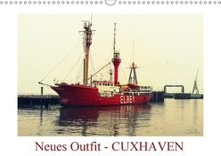 Neues Outfit – CUXHAVEN (Wandkalender 2018 DIN A3 quer) von Adam,  Ulrike