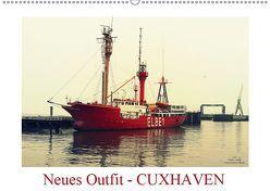 Neues Outfit – CUXHAVEN (Wandkalender 2019 DIN A2 quer) von Adam,  Ulrike