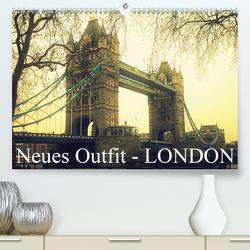Neues Outfit – LONDON (Premium, hochwertiger DIN A2 Wandkalender 2020, Kunstdruck in Hochglanz) von Adam,  Ulrike