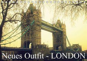 Neues Outfit – LONDON (Tischkalender 2018 DIN A5 quer) von Adam,  Ulrike