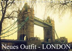 Neues Outfit – LONDON (Tischkalender 2020 DIN A5 quer) von Adam,  Ulrike
