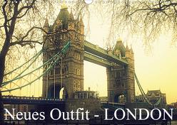 Neues Outfit – LONDON (Wandkalender 2020 DIN A3 quer) von Adam,  Ulrike