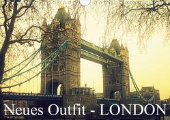 Neues Outfit – LONDON (Wandkalender 2020 DIN A4 quer) von Adam,  Ulrike