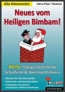 Neues vom Heiligen Bimbam! von Tiemann,  Hans-Peter