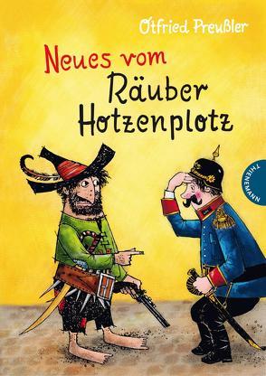 Neues vom Räuber Hotzenplotz von Preussler,  Otfried, Tripp,  F J, Weber,  Mathias