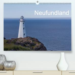 Neufundland Impressionen 2021 (Premium, hochwertiger DIN A2 Wandkalender 2021, Kunstdruck in Hochglanz) von Emser und Rainer Awiszus-Emser,  Gabi