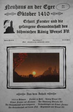 Neuhaus an der Eger – Oktober 1410 von Heinrich,  Stefan