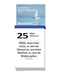 Neukirchener Bibelspruchkalender 2020 von Marschner,  Ralf