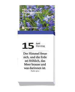 Neukirchener Bibelspruchkalender 2021 von Marschner,  Ralf
