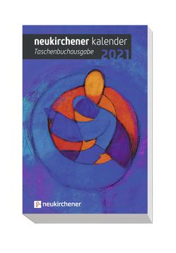 Neukirchener Kalender 2021 – Taschenbuchausgabe von Fricke-Hein,  Hans-Wilhelm, Lutz,  Samuel, Marschner,  Ralf, Reichert,  Dietmar