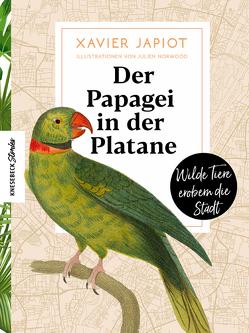 Der Papagei in der Platane von Arlinghaus,  Claudia, Japiot,  Xavier, Norwood,  Julien