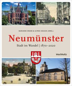 Neumünster von Dwars,  Marianne, Heggen,  Alfred