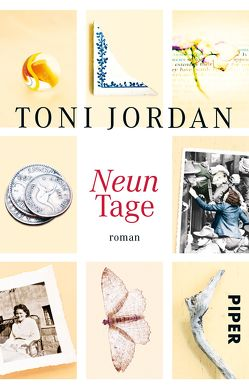 Neun Tage von Jordan,  Toni, Timmermann,  Klaus, Wasel,  Ulrike