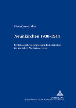 Neunkirchen 1938-1955 von Albu-Lisson,  Diana Carmen