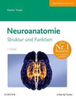 Neuroanatomie von Trepel,  Martin